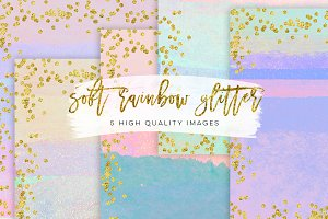 magical rainbow texture,