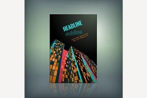 City Brochure Cover Idea