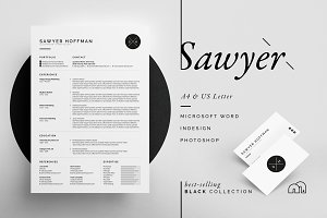 Resume/CV - Sawyer