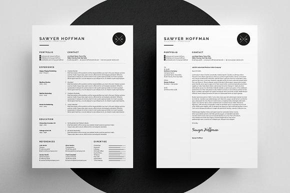 Resume/CV - Sawyer