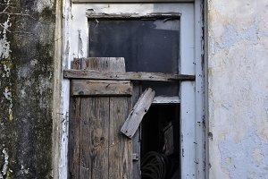 Door Textured Wall