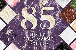85 Luxury Gold Marble Textures