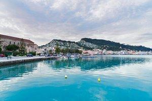 Zaante town, Zakinthos Greece