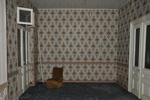 Chair Wallpaper Pattern