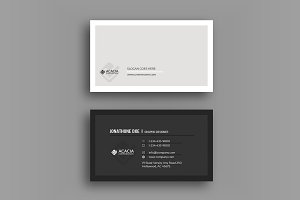 Rujac Business Card