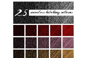 Seamless hatching textures