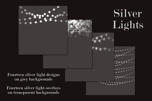 Silver light overlays