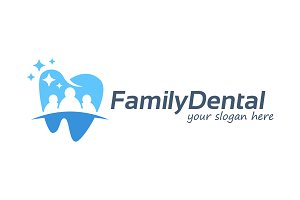 Dental Business Symbol