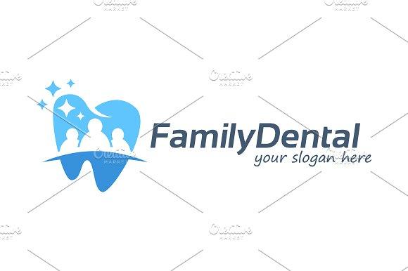Dental Business Symbol