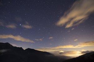 Night stars