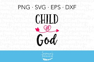 Child of God SVG