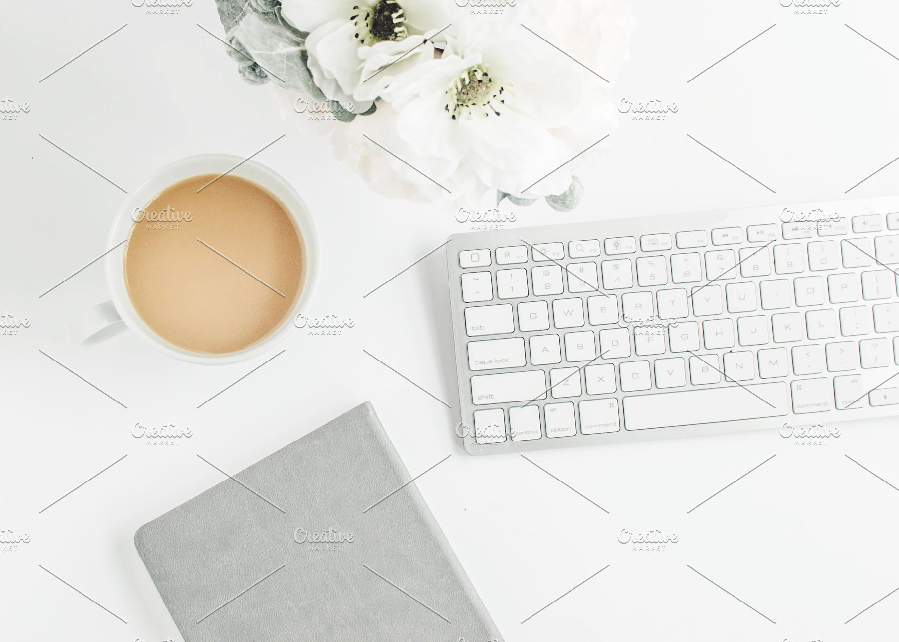 Blogger Workspace 2 ~ Stock Photo