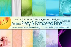 Annie's Pretty and Pampered Prints