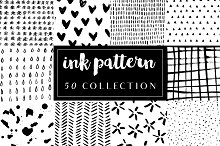 INK PATTERN COLLECTION