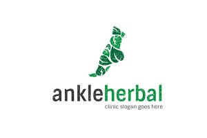 Ankle Herbal Clinic Logo