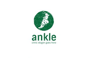 Ankle Clinic Logo