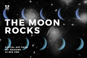 The Moon Rocks
