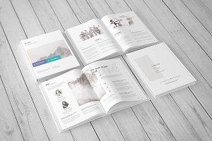Book Mockup / Hardcover