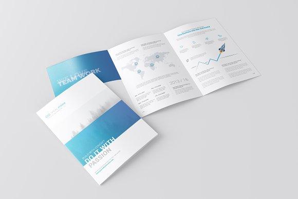 a4 3 fold brochure mockup product mockups creative market