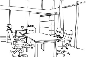 Office drawing