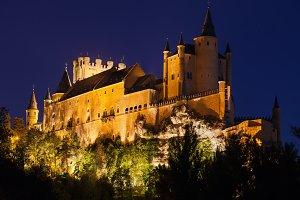 """""""Alcazar"""" Segovia,Spain"""