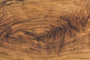 Olive wood slab texture