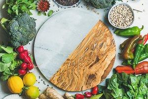 Healthy cooking ingredients