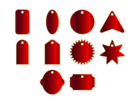 Labels Met Icons