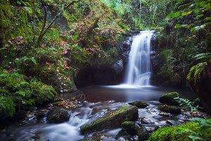 Nice Small Waterfall