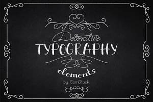 Typographical kit (300+ elements!)