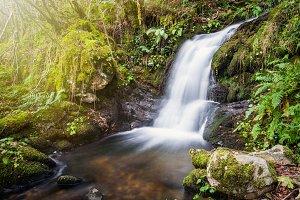 Nice Waterfall,Spain.