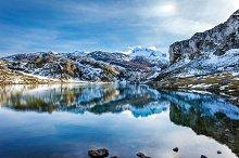Amazing Mountain Landscape,Spain.