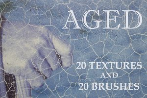Aged - Textures and Brushes