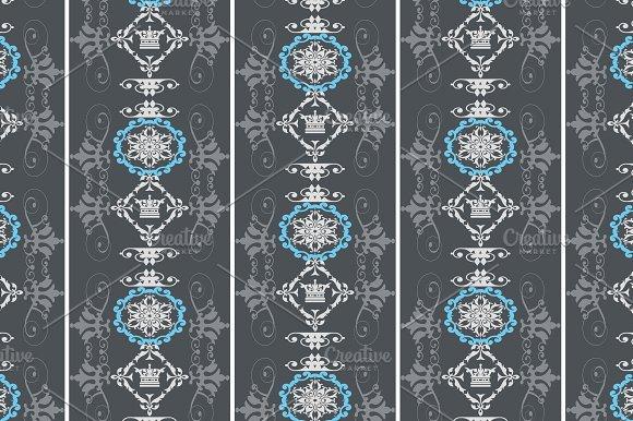 Decorative Wallpaper Pattern