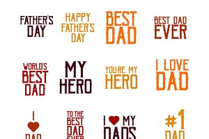 Fathers day words