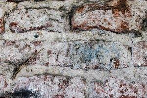 Brick Wall Detal