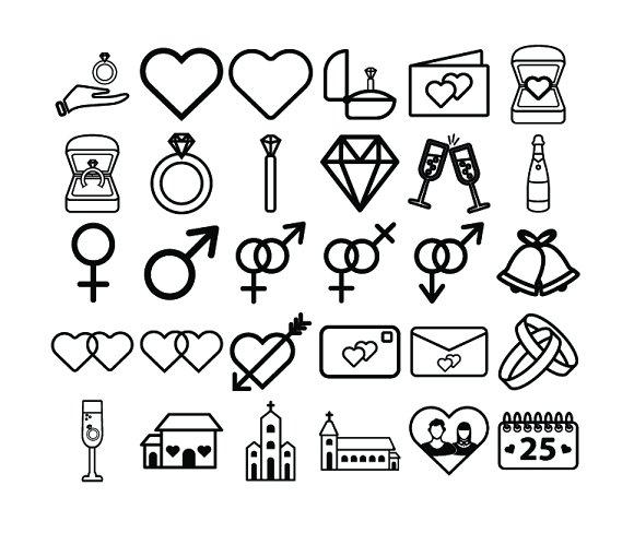 Engagement Icons
