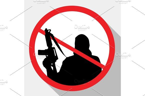 Terrorism Is Forbidden