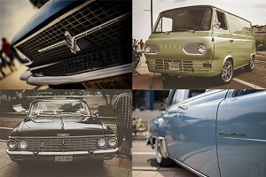 Vintage Auto Pack 1