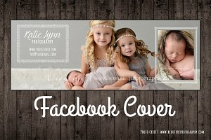 Facebook Cover Timeline Photo PSD