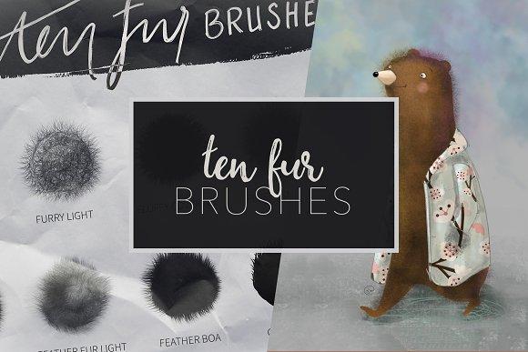 Procreate Brush Box Vol 6