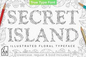Floral Secret Island TTF