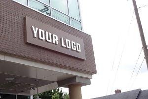 Store/Restaurant Logo Mockups