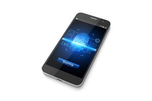 Mobile phone security application