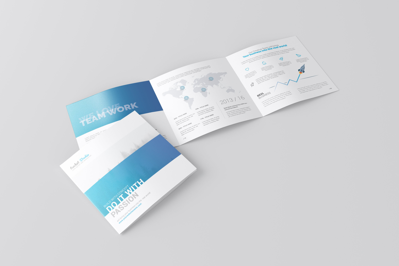 square trifold brochure mockup product mockups creative market