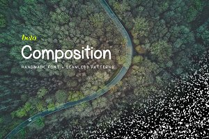 Composition Font + Extras