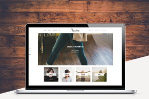 Blogger Template Responsive - Anaise
