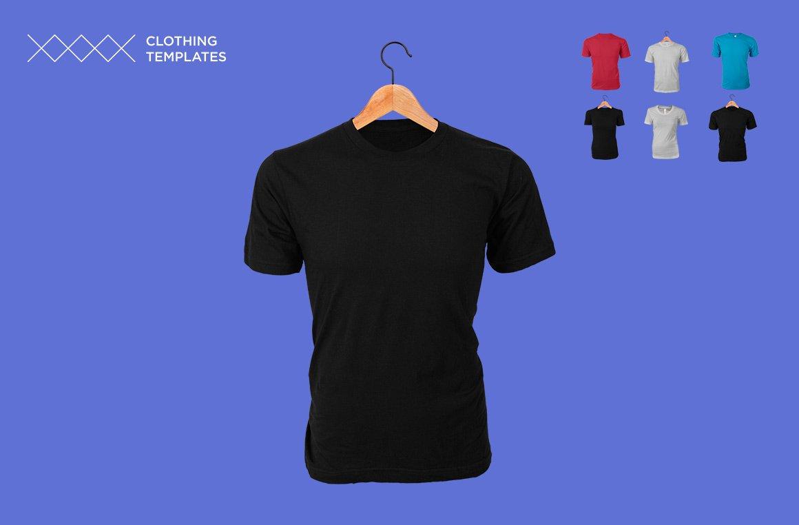 AA TR Blank Tshirt Mock Up Set Product Mockups Creative Market - Blank tshirt template