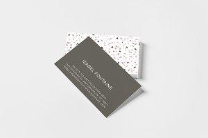 Terrazzo Business Card v.2