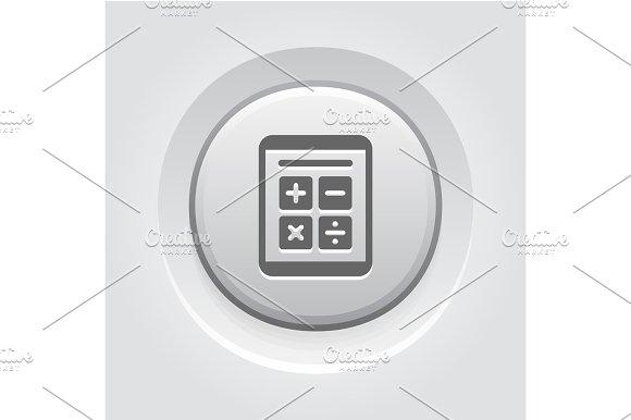 Earnings Calculator Business Icon